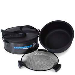 Набор для прикормки Preston Innovations MONSTER® EVA Method Bowl Set