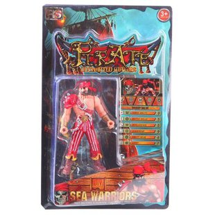 Фигурка Shenzhen Toys Pirate Sea Warriors