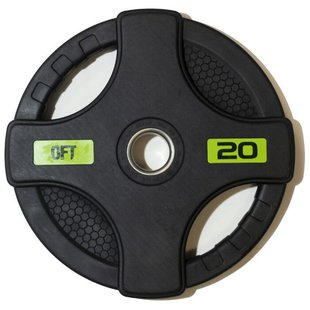 Диск Original FitTools FT-2HGP 20 кг
