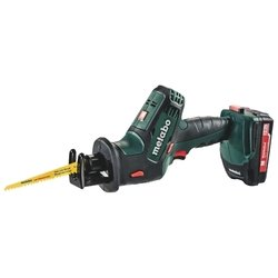 Metabo Metabo SSE 18 LTX Compact 2.0Ah x2 Case